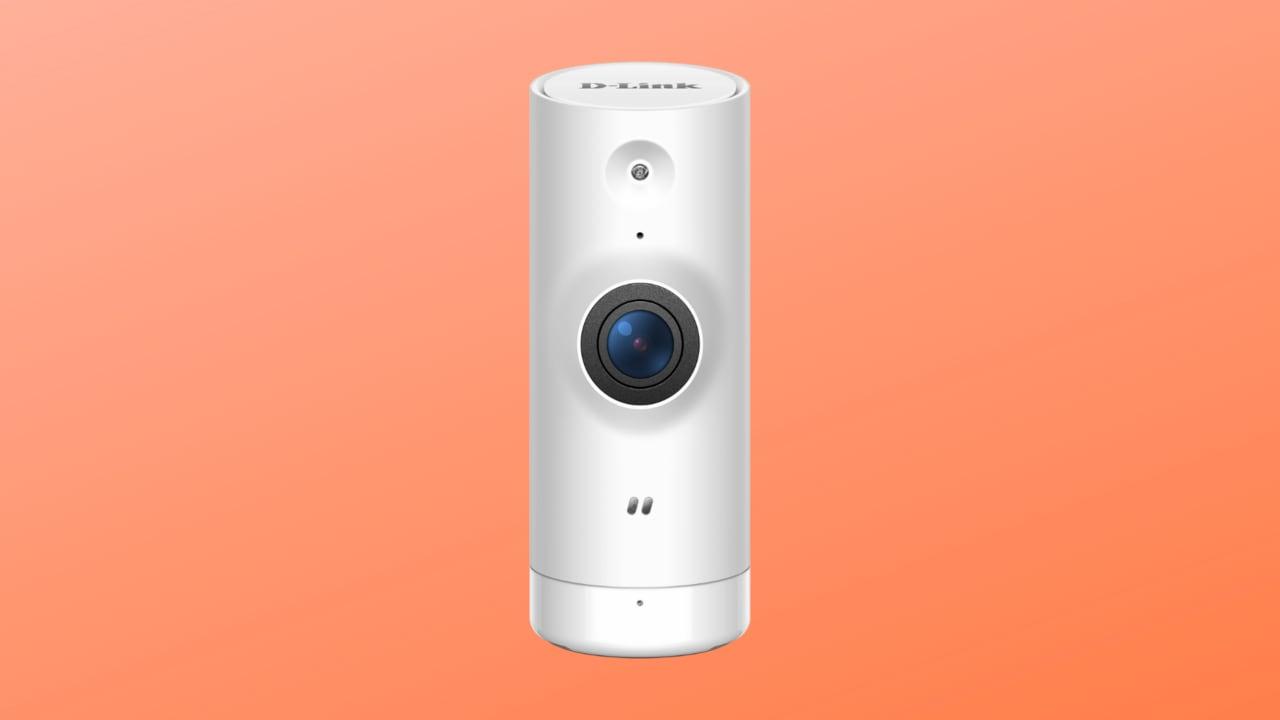 Questo cilindro è un'ottima security cam D-Link e oggi è al 30% sconto!