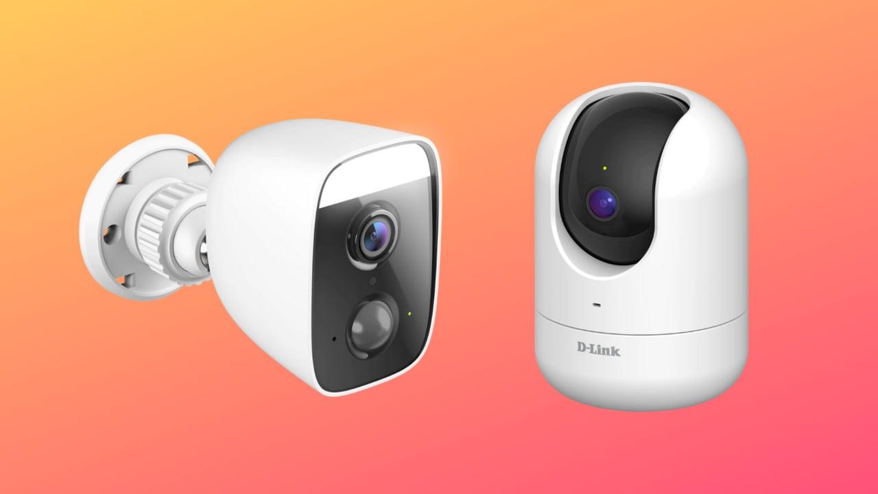 D-Link presenta le sue nuove videocamere di sorveglianza con motion-tracking (foto)