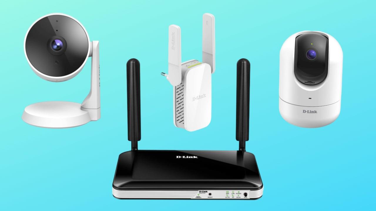 Offerte D-Link su Amazon: ripetitori, router e security cam in sconto per poche ore