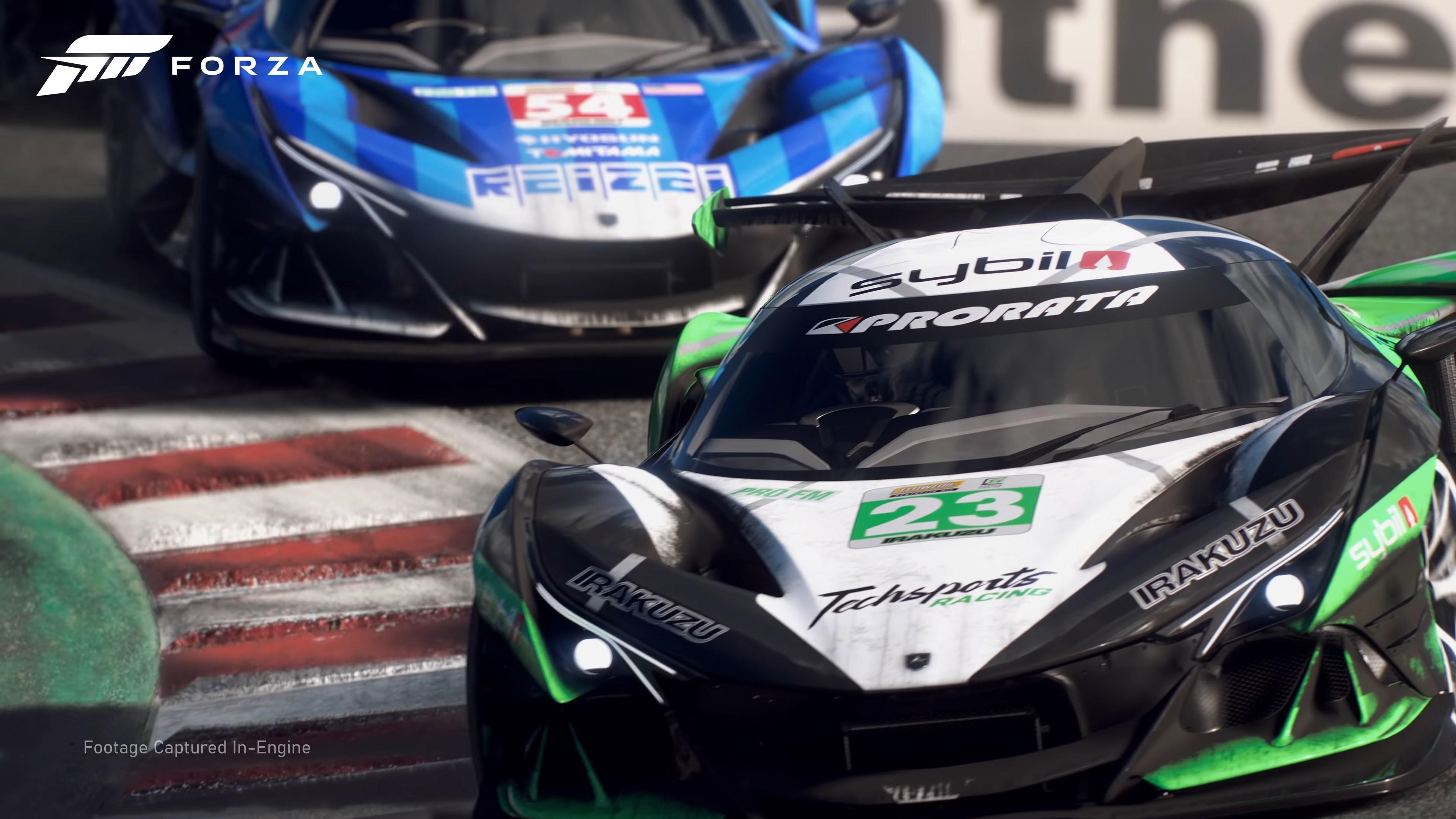 Un assaggio piccolo piccolo di Forza Motorsport 8 per Xbox Series X (video 4K)