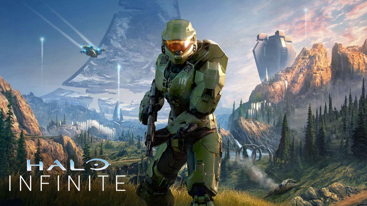 Super novità per Halo Infinite: 120 fps su Xbox Series X e multiplayer free-to-play!