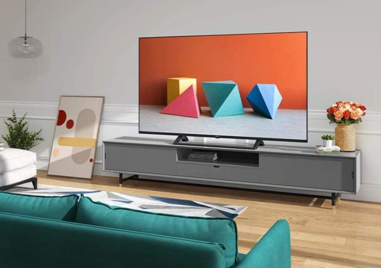 """Smart TV Hisense in offerta su Amazon: 55"""" 4K a soli 499€ (aggiornato)"""