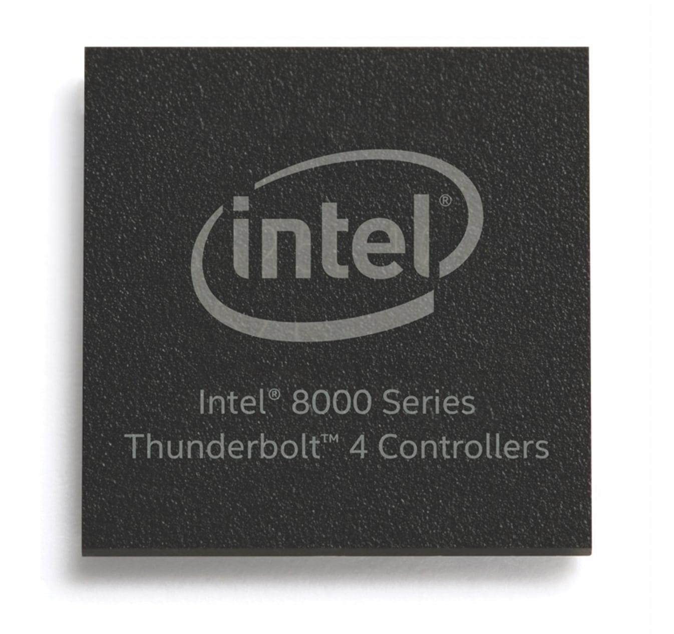 Intel 8000 Series Thunderbolt 4 Controller
