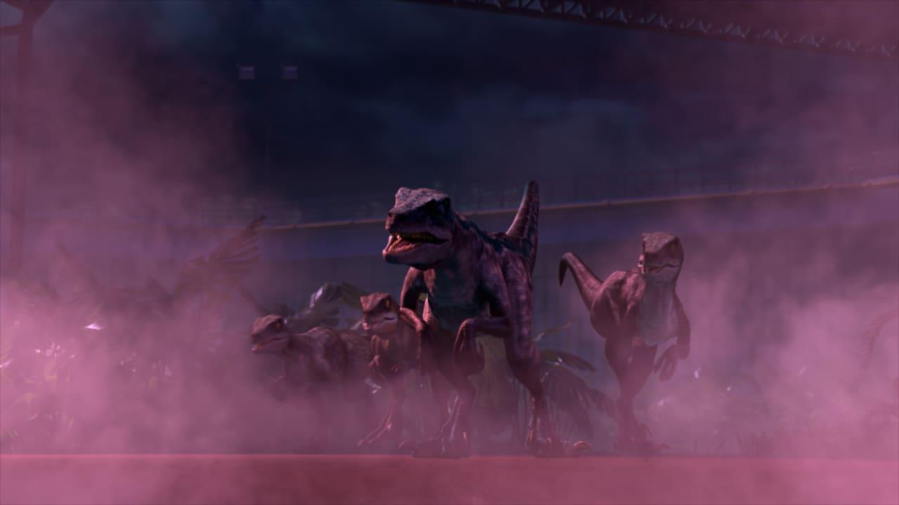 La serie animata Jurassic World: Nuove avventure arriverà a settembre su Netflix (foto e video)