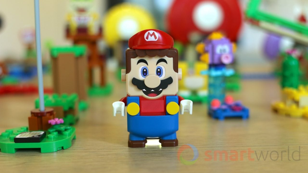 LEGO Super Mario, la nostra prova (foto e video)