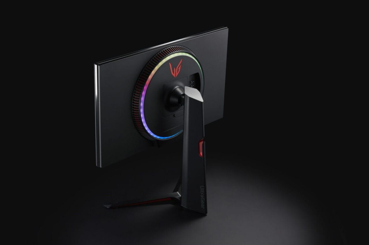 """LG annuncia il monitor da gaming UltraGear 27GN950, il primo 4K IPS da 27"""" dell'azienda (foto)"""