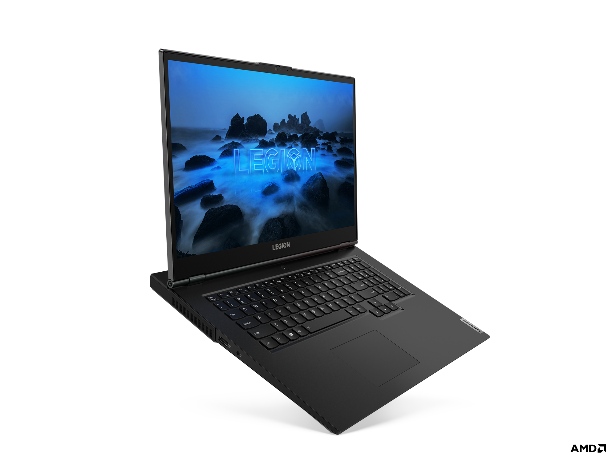 Lenovo Legion 5_17inch_AMD_Front_Angled_Open