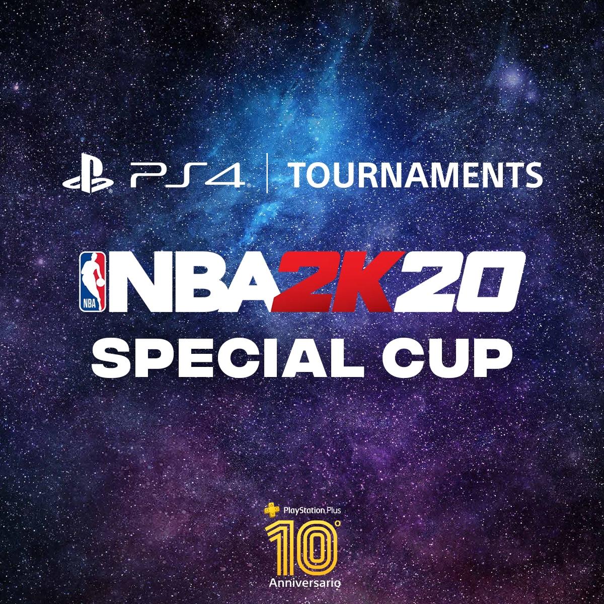 Sony continua a festeggiare i 10 anni di PS Plus: apre il torneo NBA 2K20 e un concorso con ghiottissimi premi in palio (foto)