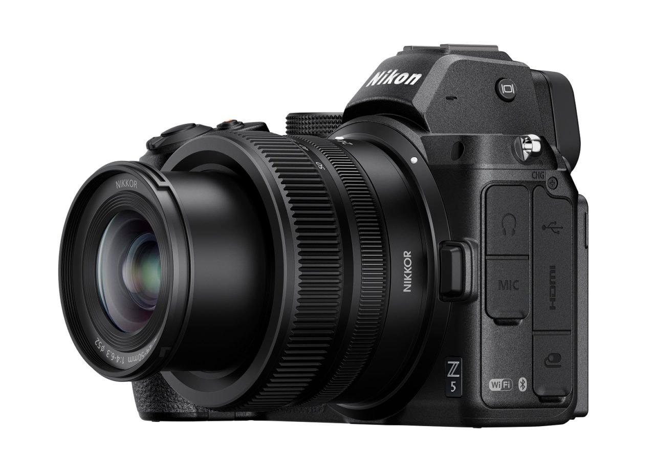 Nikon lancia la nuova mirrorless Z 5, ed è in buona compagnia (foto)
