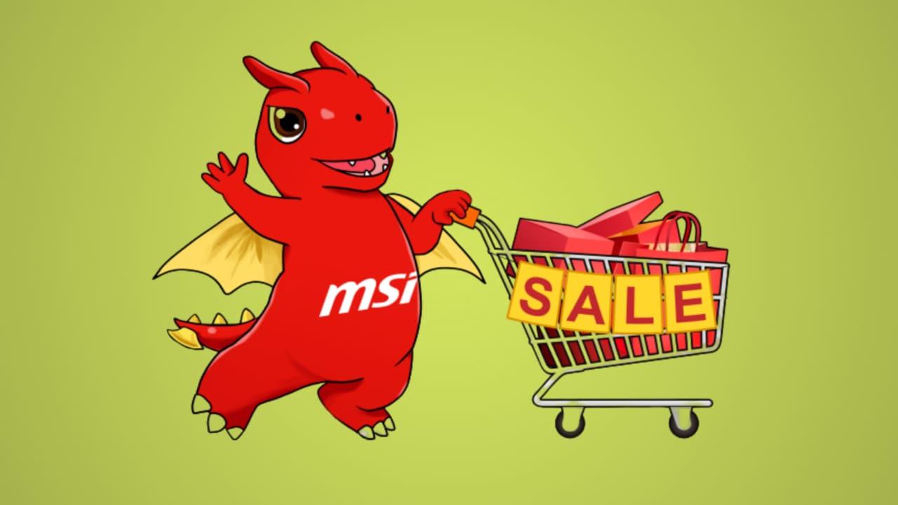 """Offerte MediaWorld """"MSI Week"""" 24-30 luglio: PC, monitor e accessori in sconto (aggiornato)"""