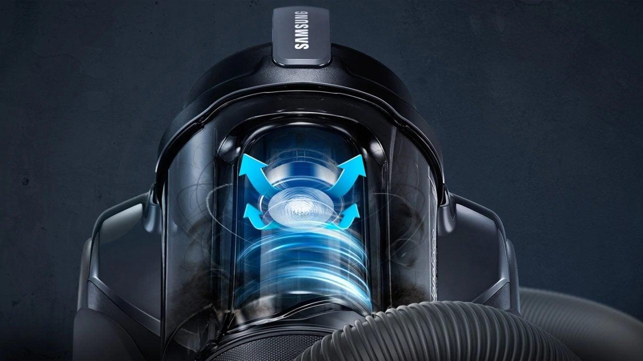 Aspirapolvere Samsung CycloneForce Plus VR7000 al 45% di sconto solo per clienti Prime