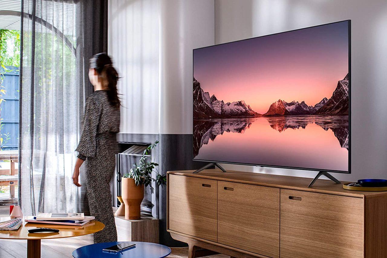 "QLED TV Samsung a prezzi mai visti: grandi sconti per i modelli 50"" e 55"""