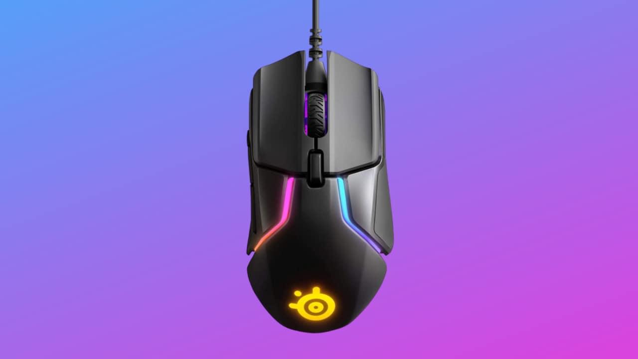 SteelSeries Rival 600 al miglior prezzo: 33% di sconto su questo mouse gaming
