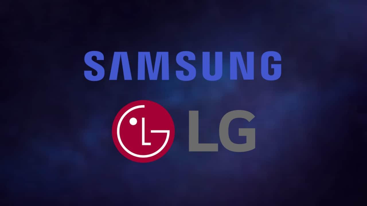 LG, Samsung e le loro nuove soundbar (foto)