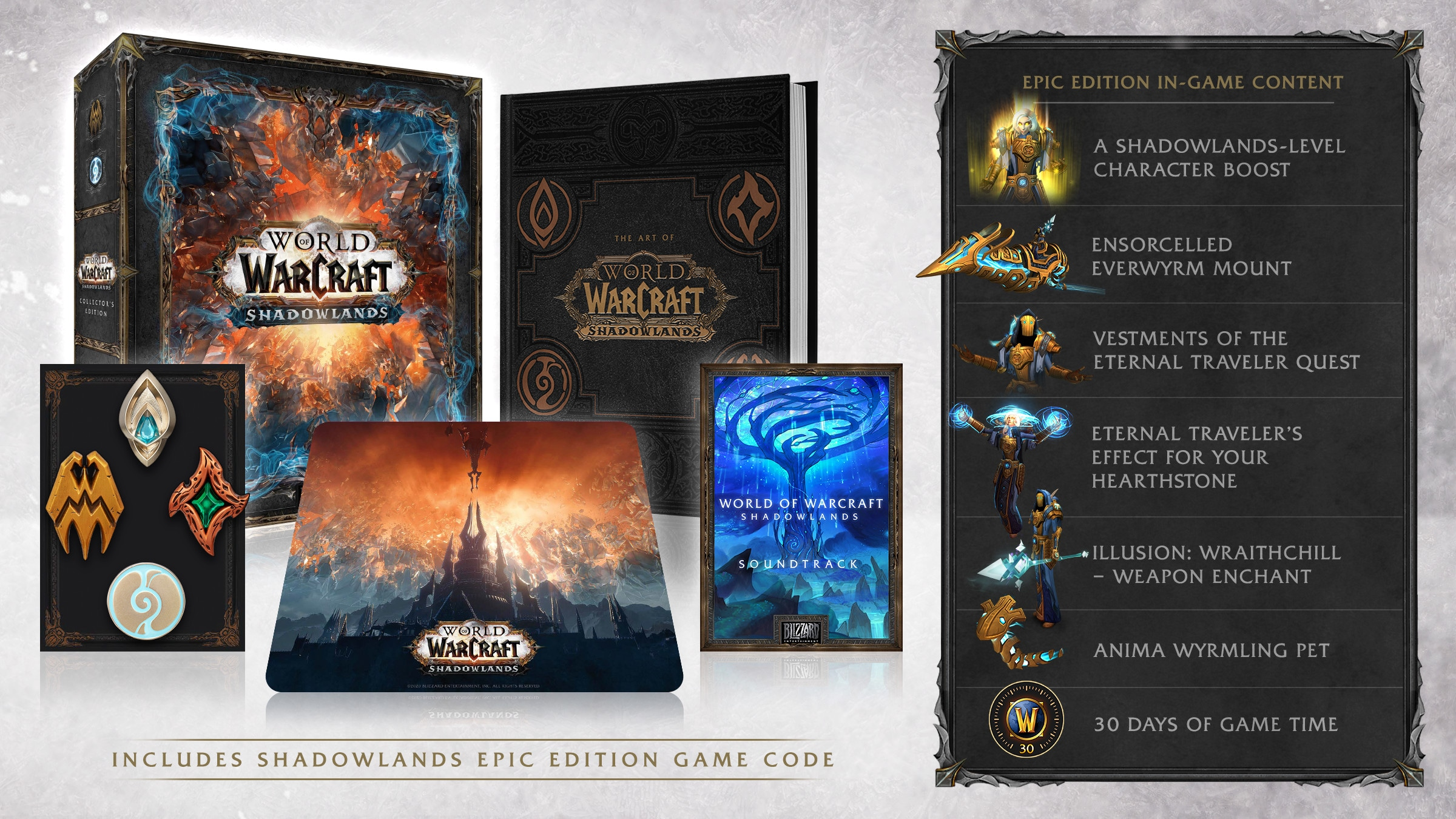 World of Warcraft Shadowlands Collector (1)
