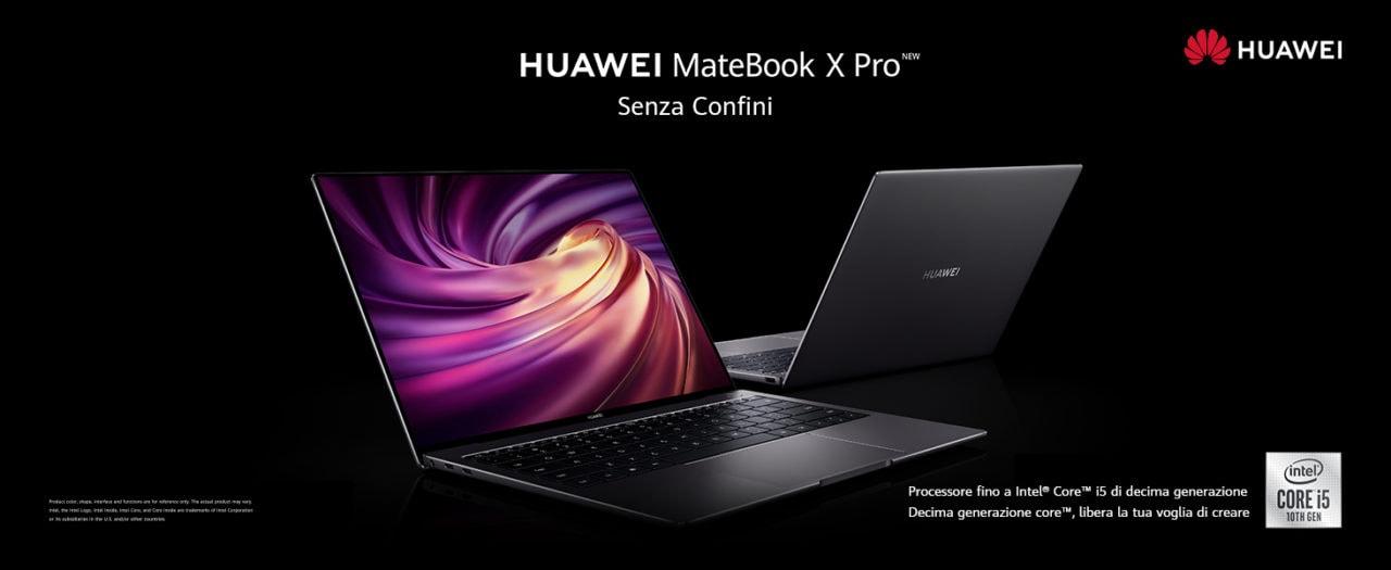 Che prezzo per Huawei MateBook X Pro 2020, in sconto solo per clienti Prime