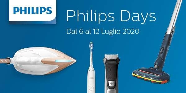Offerte Philips su Amazon: sconti fino al 40% per accessori di ogni genere!