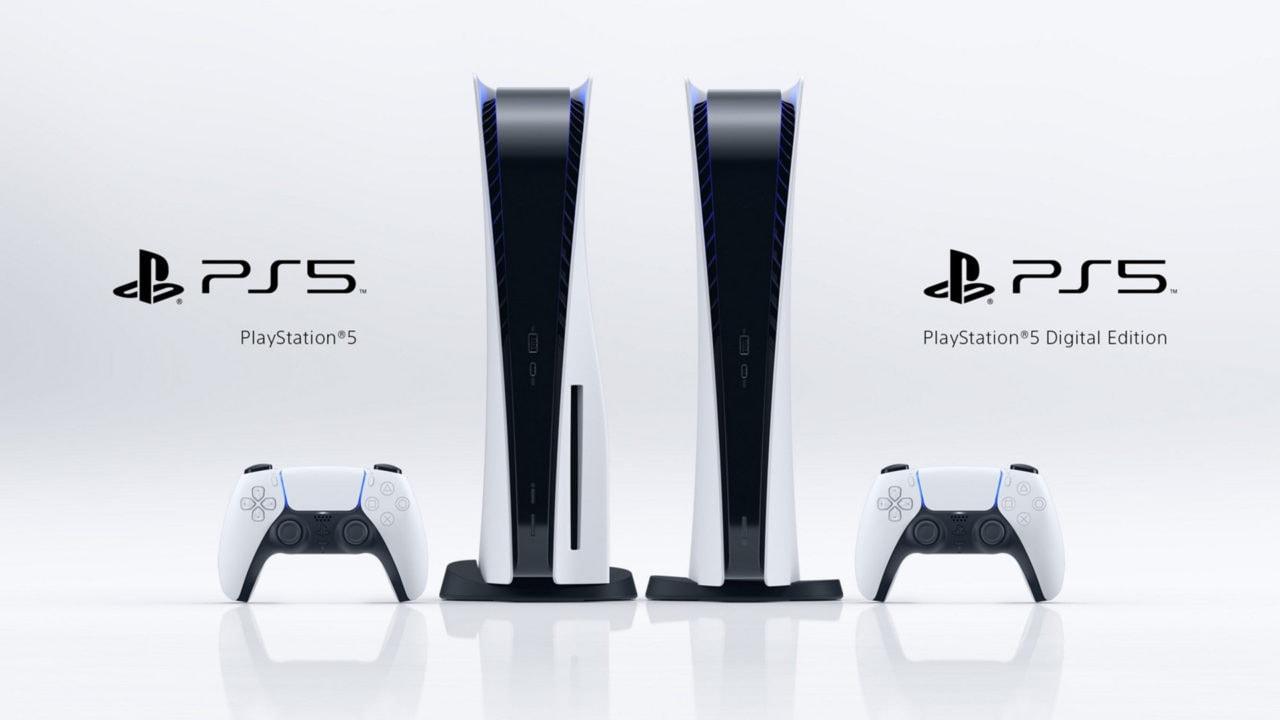 PS5 appare su Amazon: partito il preordine per la versione Standard e Digital