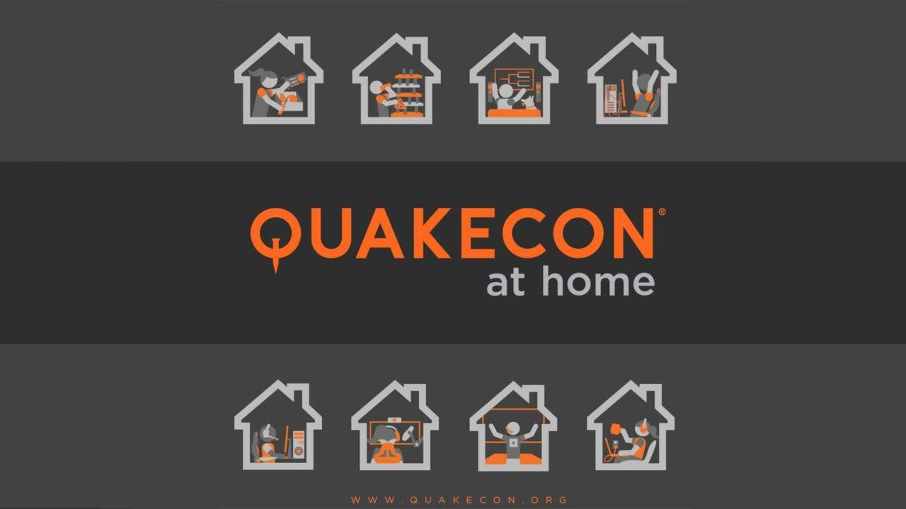 Il QuakeCon quest'anno è interamente online: ecco il programma completo, e ci sono anche giochi gratis!
