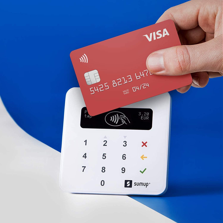 Offerta Prime Day per SumUp Air, la soluzione più semplice per i pagamenti contactless