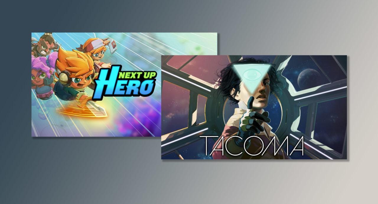 Tacoma e Next Up Hero gratis su Epic Games Store fino al 30 luglio (video)