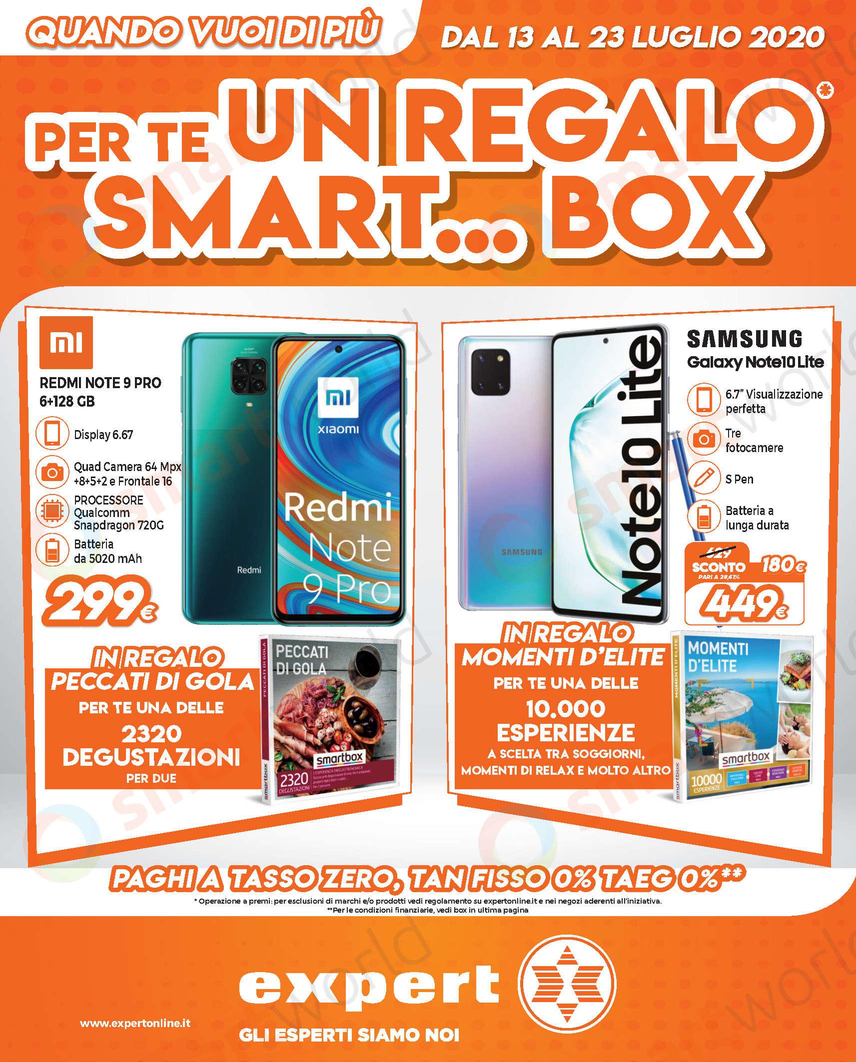 vol Expert DGgroup Per te un regalo SmartBox 13-23 Luglio_Pagina_01_risultato