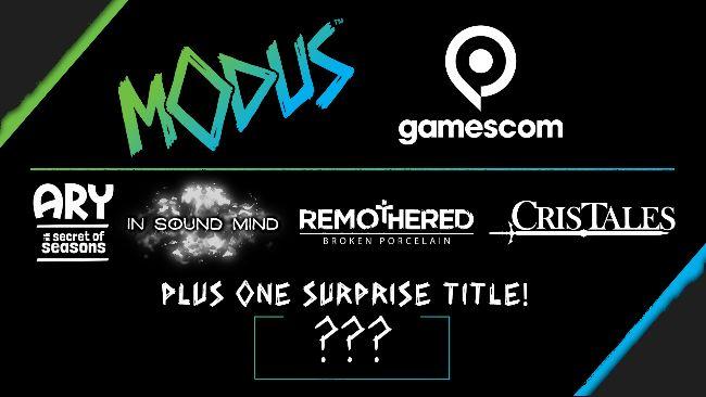 Modus Games annuncerà un nuovo gioco alla Gamescom 2020 (e ne sapremo di più su questi 4)