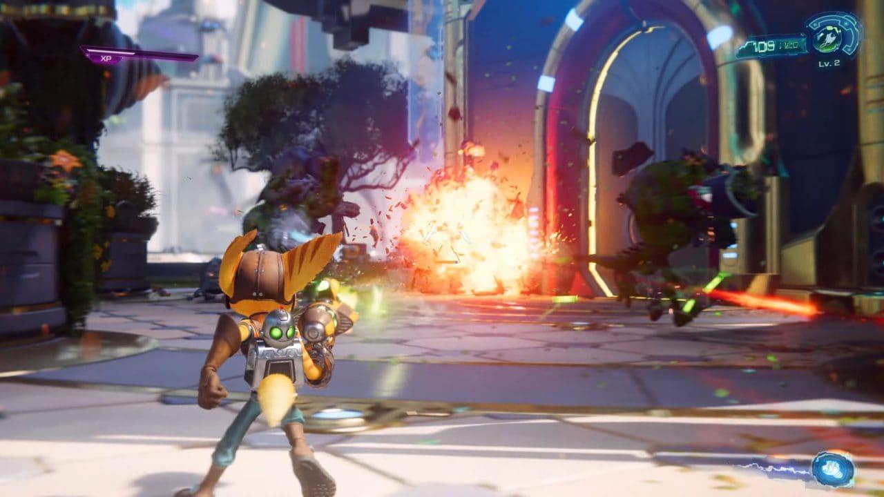 Ratchet & Clank: Rift Apart e le funzioni di accessibilità che lo avvicinano a più giocatori possibili