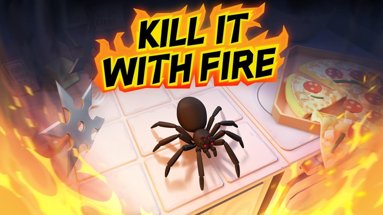 Recensione Kill It With Fire: come bruciare ragni d'estate