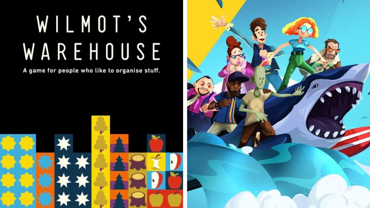 Wilmot's Warehouse e 3 out of 10 gratis su Epic Games Store fino al 13 agosto (video)