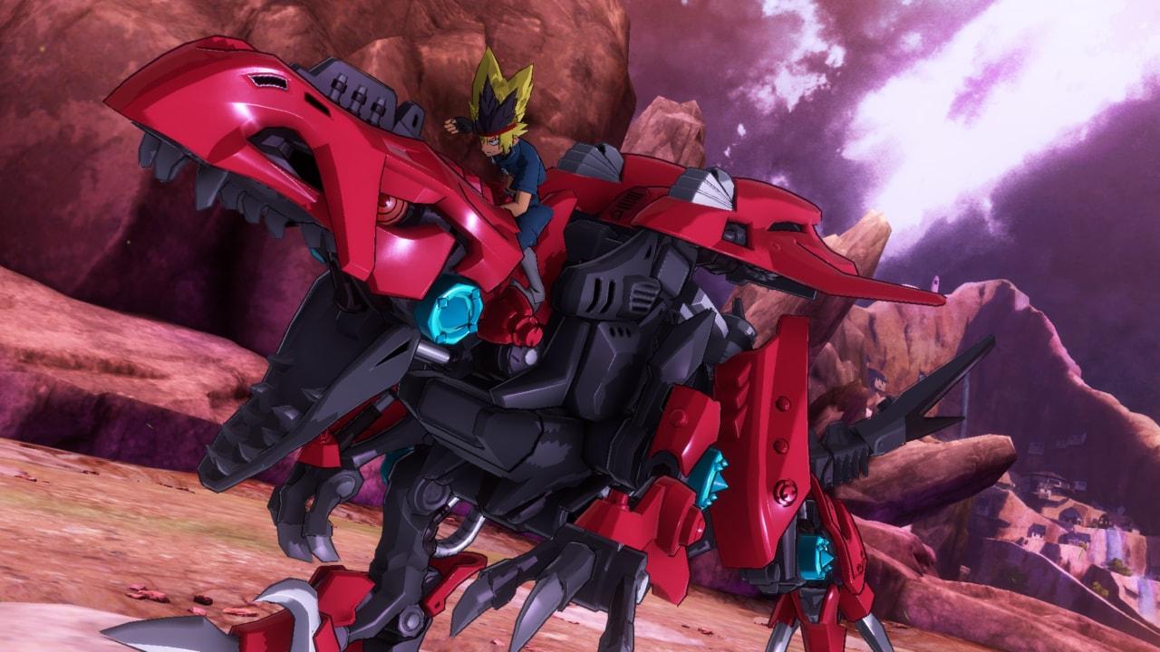 Botte da orbi e robottoni in Zoids Wild: Blasts Unleashed, ad ottobre su Nintendo Switch (foto e video)