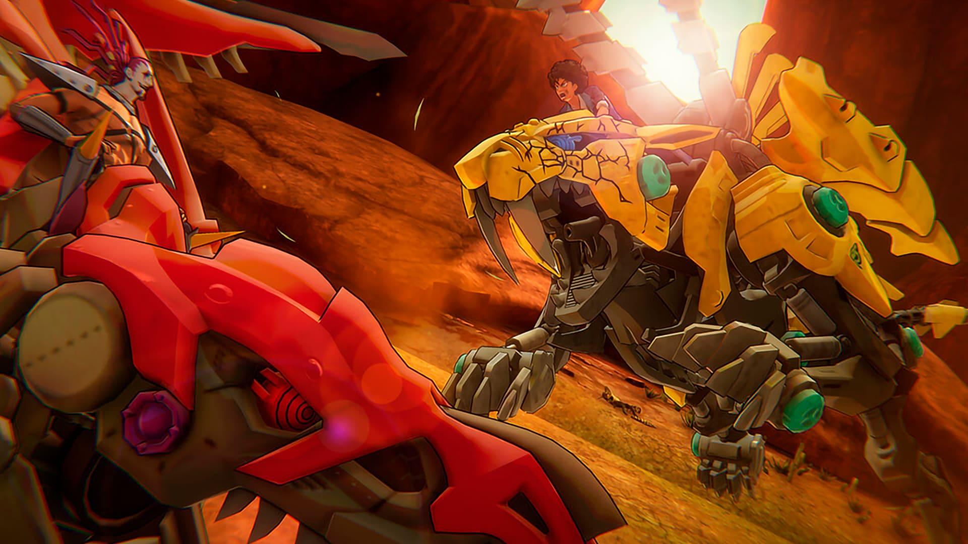 Zoids Wild Blast Unleashed – Screenshot 8
