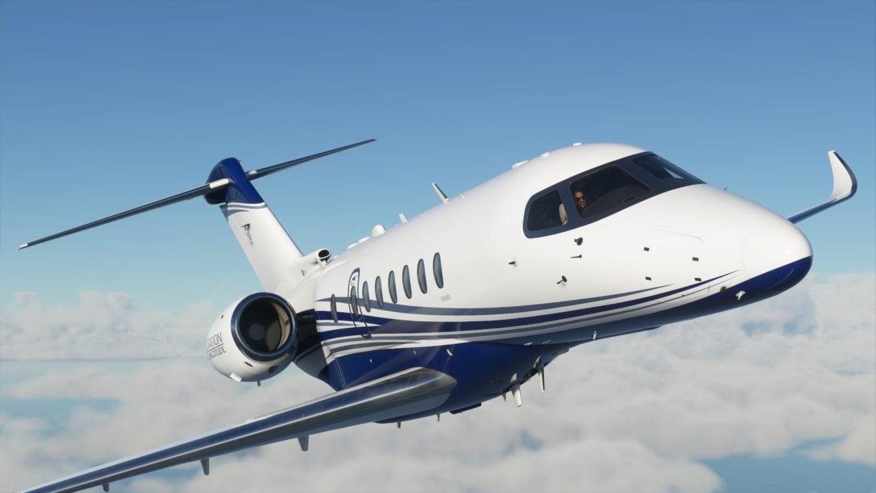 Microsoft Flight Simulator si aggiorna ufficialmente con la realtà virtuale