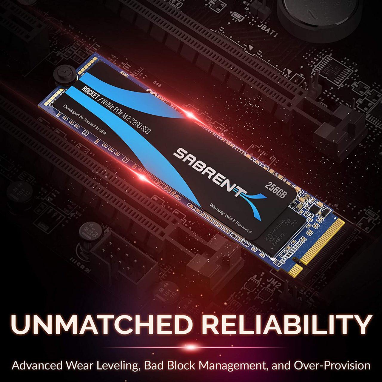 Offerte imperdibili per gli SSD Sabrent con PCI 4.0: super velocità low-cost