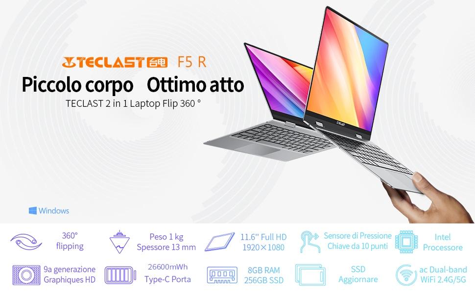 Ultrabook 2-in-1 a soli 294€ su Amazon? Ecco l'offerta lampo valida solo oggi!