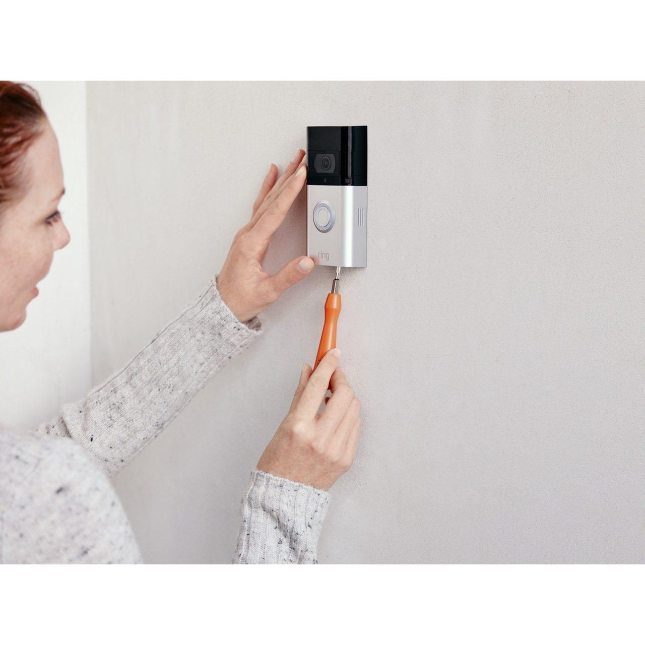 Volete uno spioncino in full HD? Ring lancia nuovi prodotti smart per la sicurezza domestica (foto)