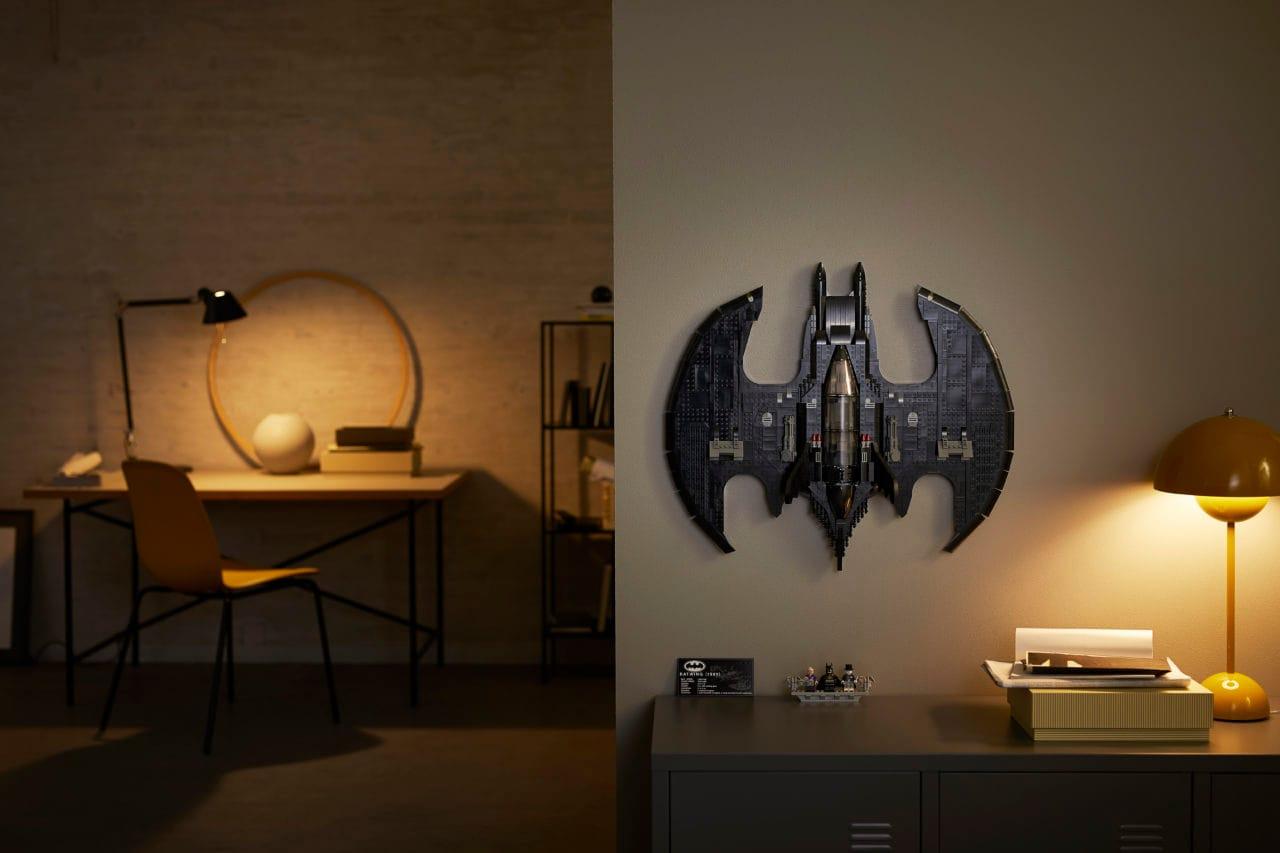 Il set LEGO DC Batman 1989 Batwing disponibile da oggi per gli utenti LEGO VIP (foto)