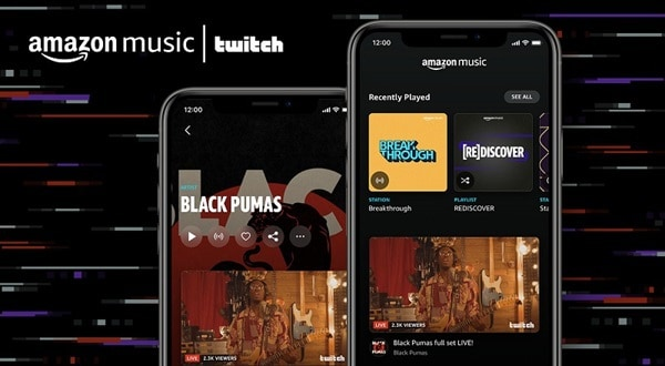 Assistere a esibizioni musicali e guardare un film avrà tutto un altro gusto dopo l'unione tra Twitch, Amazon Music e Prime Video