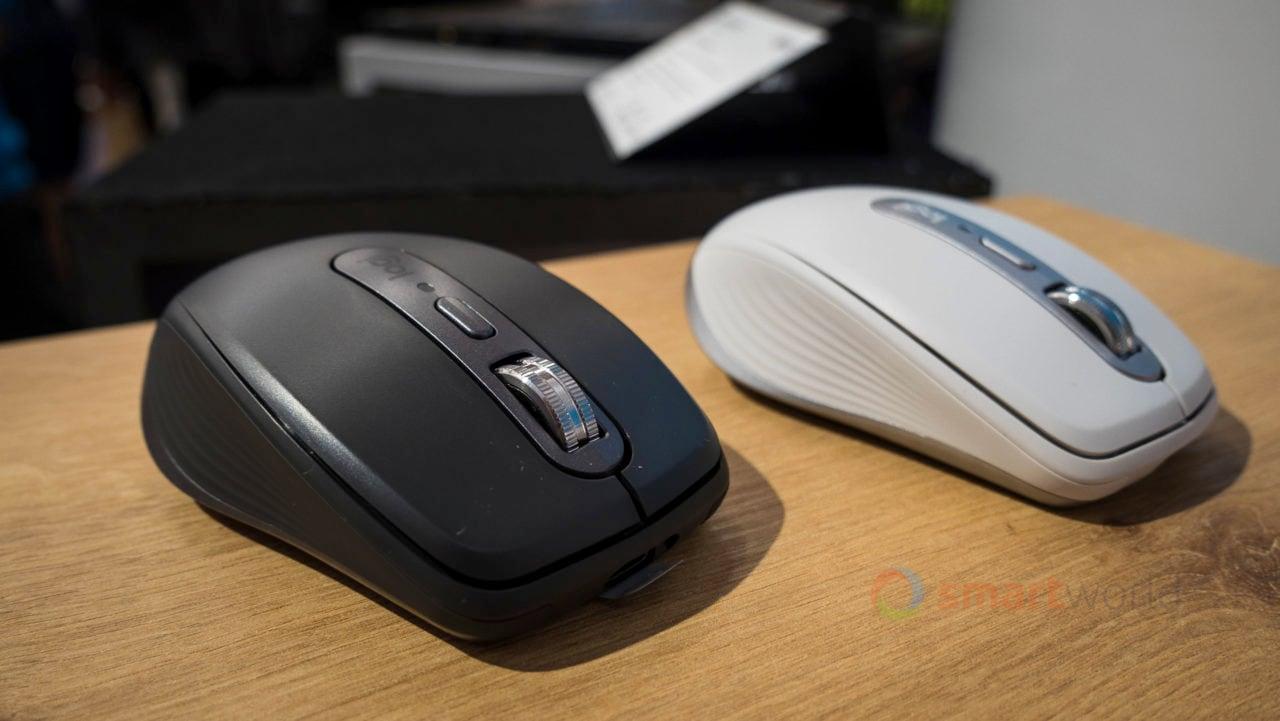 Il nuovo mouse MX Anywhere 3 non teme neanche il vetro