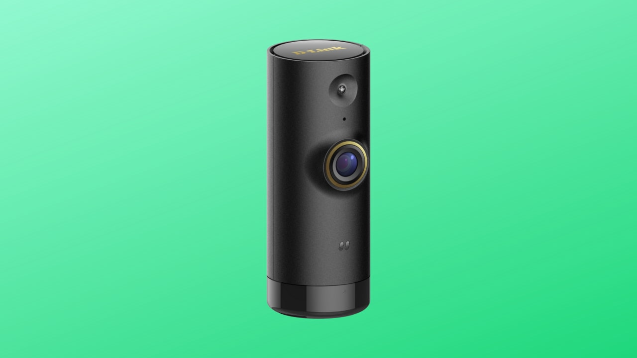 La security-cam più piccola di D-Link è in offerta lampo su Amazon