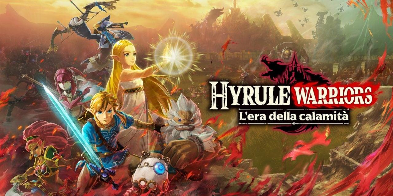 Il ritorno di Link e Zelda! Ecco Hyrule Warriors: L'era della calamità presto disponibile su Nintendo Switch (video)