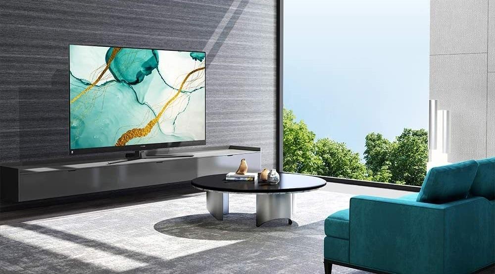 Smart TV Hisense 55″ 4K in offerta lampo su Amazon: risparmiate 100€!