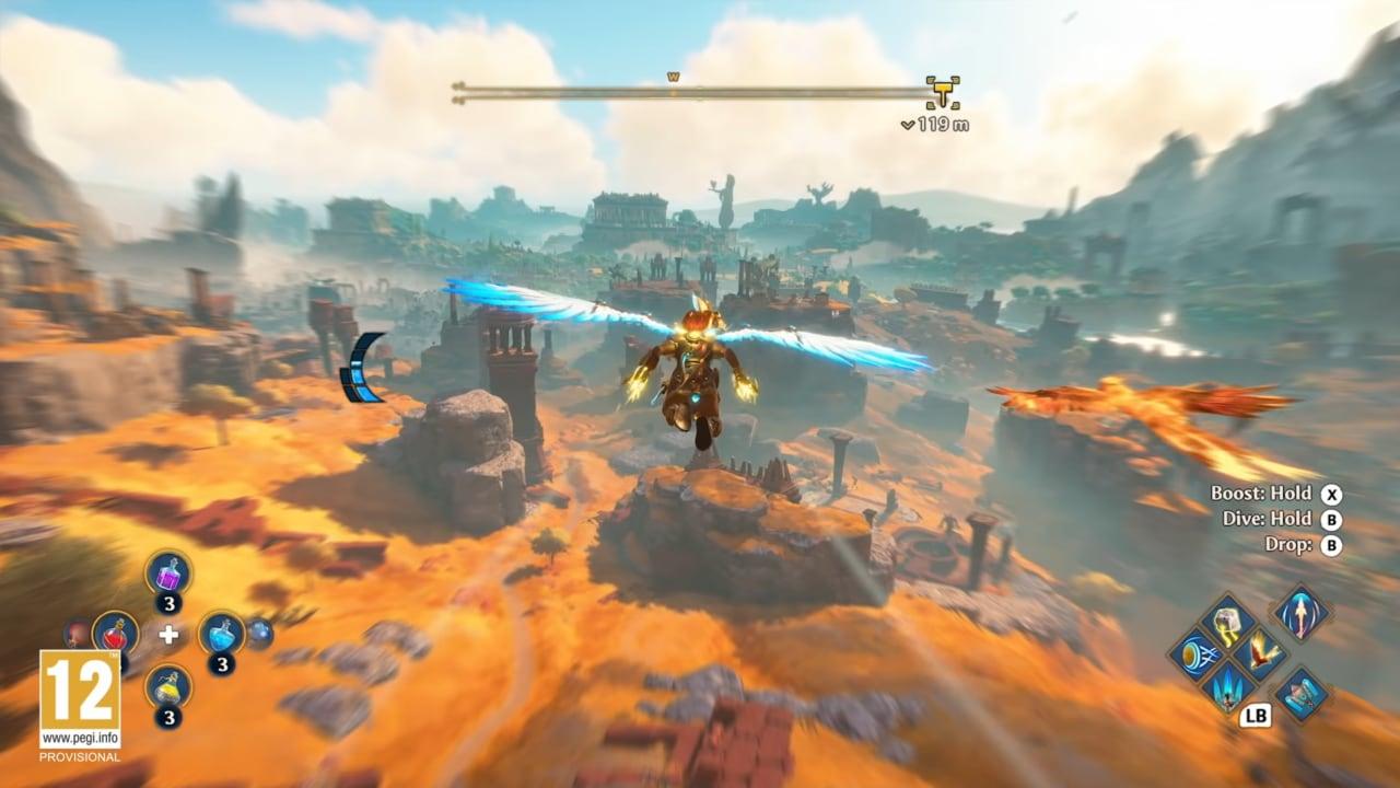 Immortals Fenyx Rising, tutte le novità dall'Ubisoft Forward