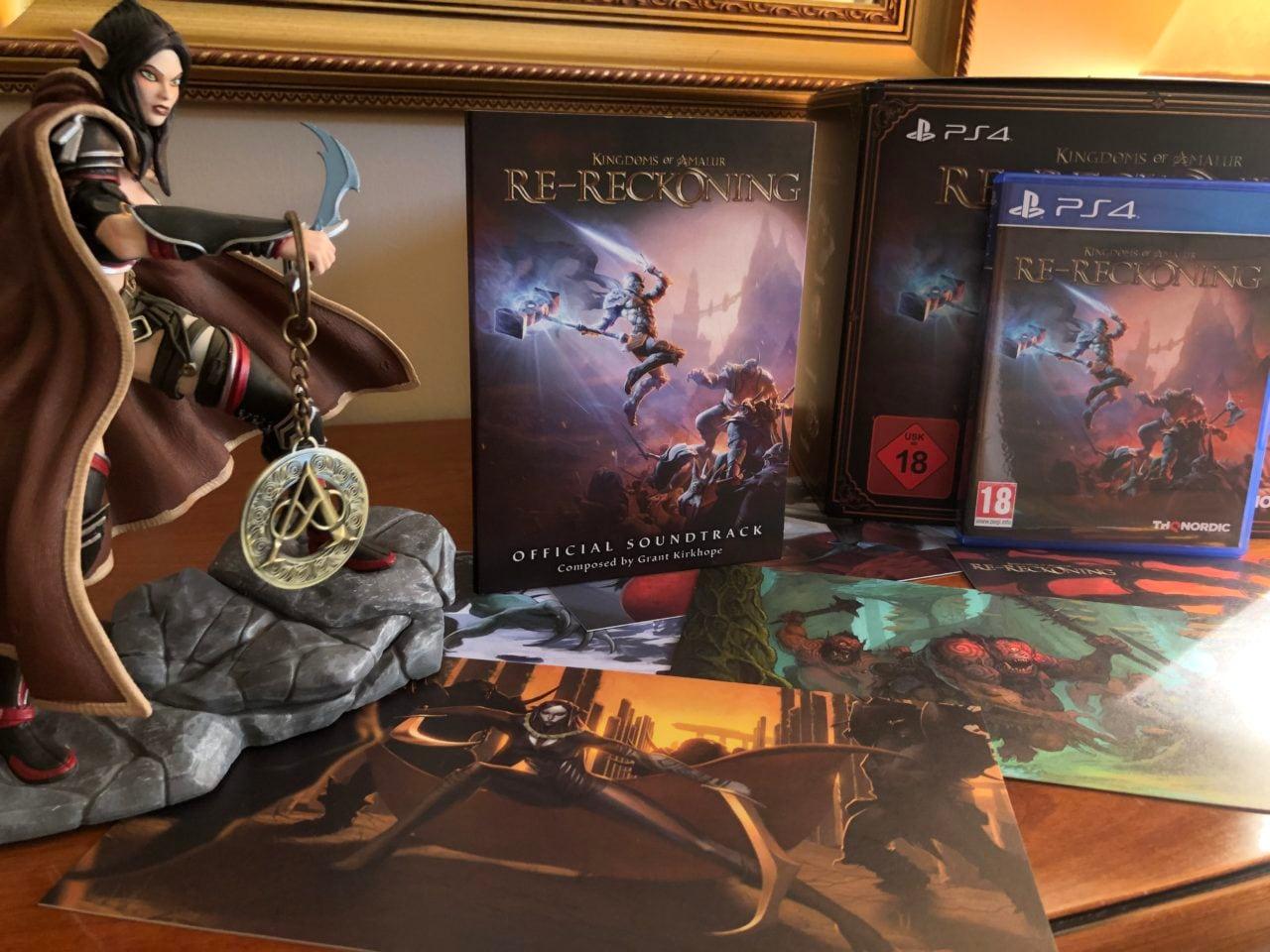 Fissata la data del rilascio di Kingdoms of Amalur: Re-Reckoning per Nintendo Switch