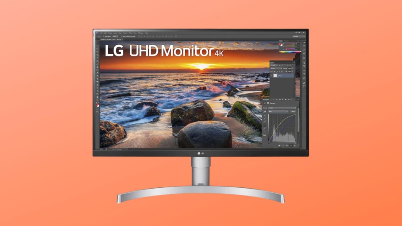 """Monitor LG 27"""" al MIGLIOR prezzo su Amazon: 4K, IPS e HDR 400 a 399€"""