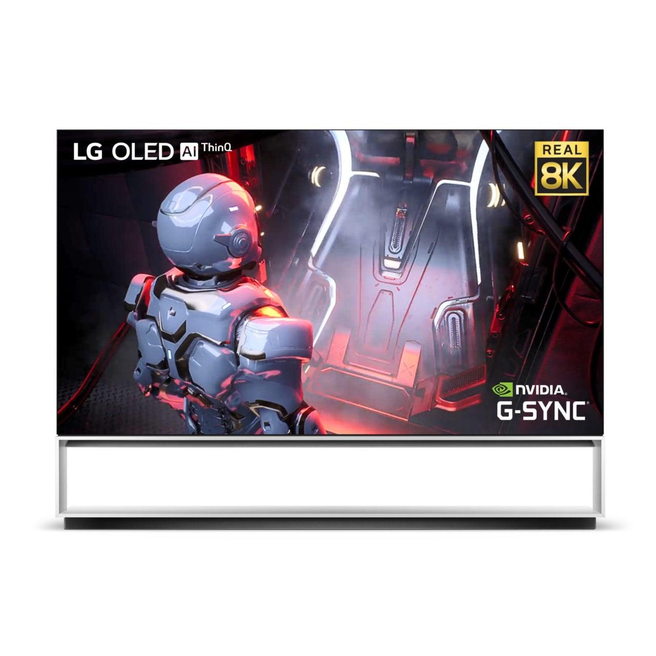 I TV OLED 8K di LG e le nuove GeForce RTX sono perfetti insieme, non pare anche a voi?