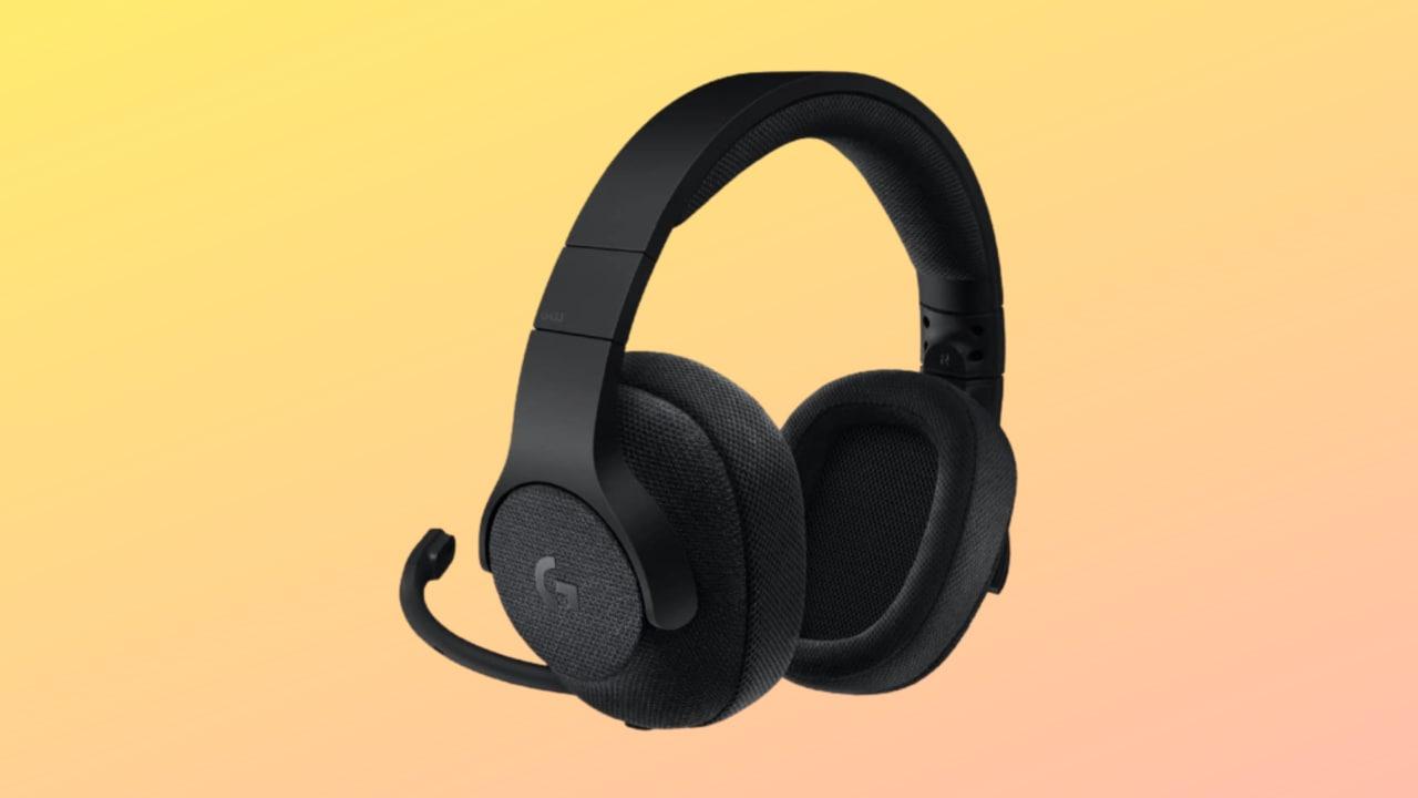 Logitech G433 in super sconto! Cuffie gaming leggere e con Audio Surround 7.1
