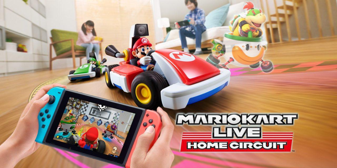 Mario Kart Live: Home Circuit porta i kart di Super Mario nella vita reale, ed è amore a prima vista (foto e video)