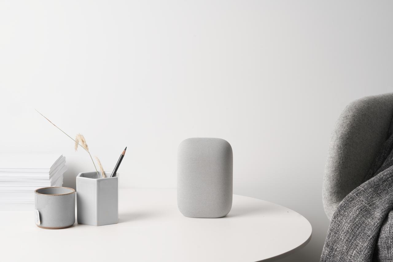 Google Nest Audio ufficiale: Google Home in sterofonia