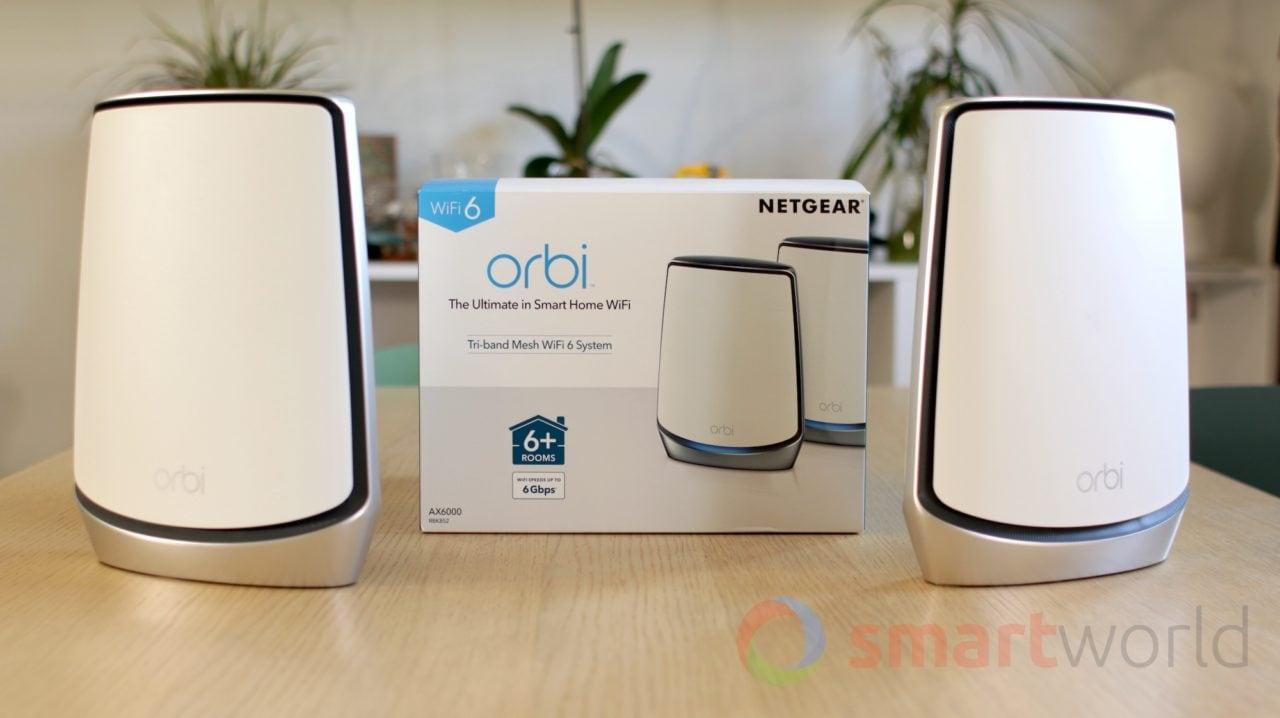 Netgear Orbi WiFi 6 AX6000